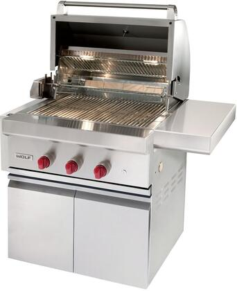 Wolf OGCART30LP Outdoor Grills