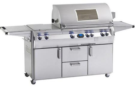 FireMagic E1060SME1N71W Freestanding Grill, in Stainless Steel