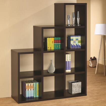Coaster 800295Bookcases Series  9 Shelves Bookcase