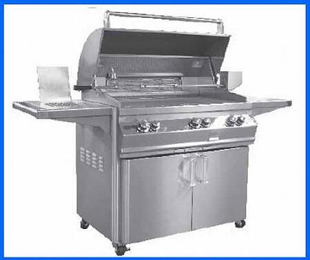 FireMagic E790S2L1P62W Freestanding Liquid Propane Grill