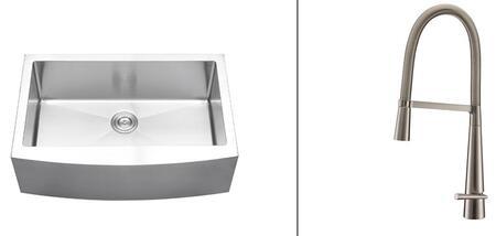 Ruvati RVC2424 Kitchen Sink