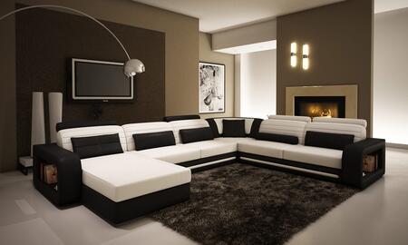 1005C White Black 1