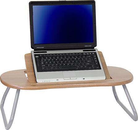 Picture of NAN-JN-2779-GG Angle Adjustable Laptop Desk with Natural