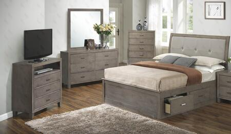 Glory Furniture G1205BKSBDMTV G1205 Bedroom Sets