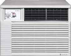 Friedrich UE08C13 Wall Air Conditioner Cooling Area,