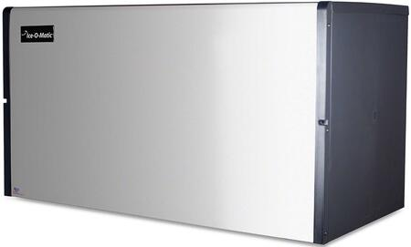 Ice-O-Matic ICE1807 ICE Series Modular  Cube Ice Machine with Superior Construction, Cuber Evaporator, Harvest Assist,  Condensing Unit & Filter-Free Air in Durable Stainless Finish