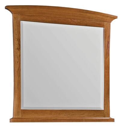 Durham 100182C Westwood Series Rectangular Landscape Dresser Mirror