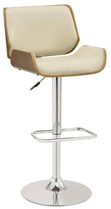 Coaster 130503 Bar Units and Bar Tables Series Residential Faux Leather Upholstered Bar Stool