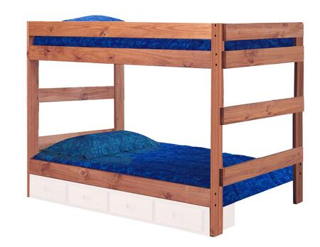 Chelsea Home Furniture 312010411  Full Size Bunk Bed