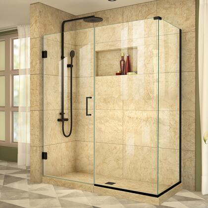 DreamLine Unidoor Plus Shower Enclosure RS39 30D 30IP 30RP 09