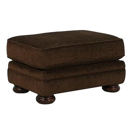 Jackson Furniture 438810 Traditional Fabric Ottoman