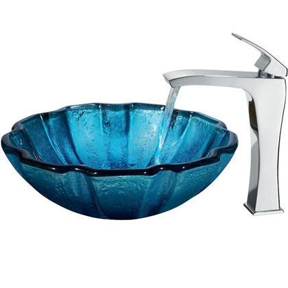 Vigo VGT177 Chrome Bath Sink