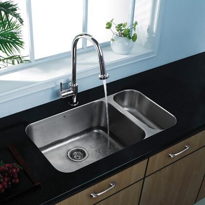 Vigo VG14002 Kitchen Sink
