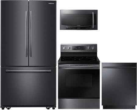 Samsung Appliance 771518 Black Stainless Steel Kitchen Appli