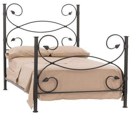 Stone County Ironworks 900709  Queen Size Complete Bed