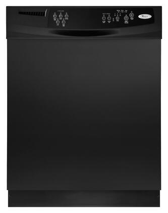 Whirlpool GU3100XTVB Gold Series Built-In Full Console Dishwasher with 5 Wash Cycles  |Appliances Connection