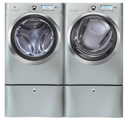 Electrolux ELE4PCFL27G2PEDKIT2 Wave-Touch Washer and Dryer C