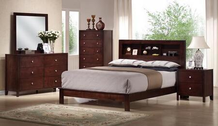 Wholesale Interiors TAB255PCBedroomSet  Bedroom Set