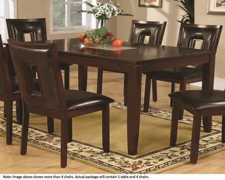 Coaster 102521SET5 Ervin Dining Room Sets