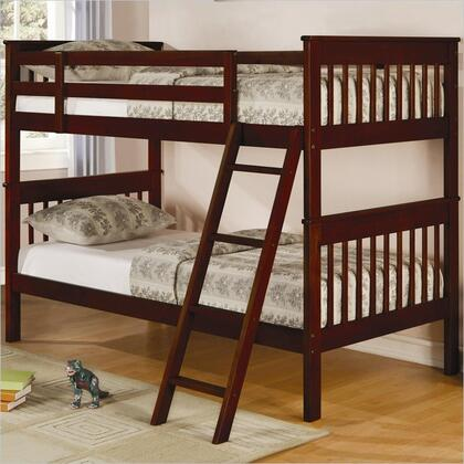 Coaster 460232 Parker Series  Full Size Bunk Bed