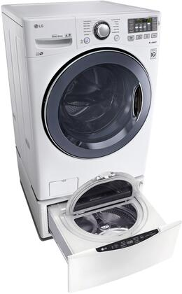 LG WM3575CWkit1 Washer and Dryer Combos