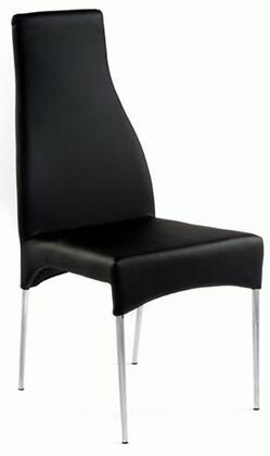 Chintaly CRYSTALSC Crystal Series  Dining Room Chair