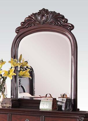 Acme Furniture 22366 Abramson Series Rectangular Portrait Dresser Mirror