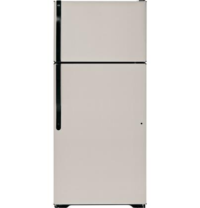 Hotpoint HTJ17CBDSA  Refrigerator with 16.5 cu. ft. Capacity in Silver