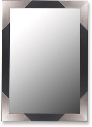 Hitchcock Butterfield 259201 Cameo Series Rectangular Both Wall Mirror