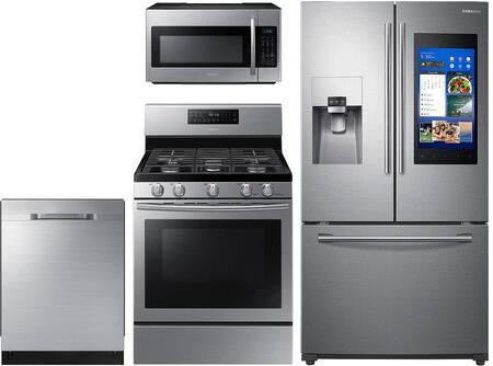 Samsung 997796 4 piece Stainless Steel Kitchen Appliances Package