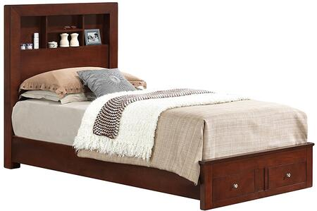 Glory Furniture G2400DTSB2  Twin Size Storage Bed