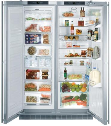 Liebherr 703015 Side-By-Side Refrigerators