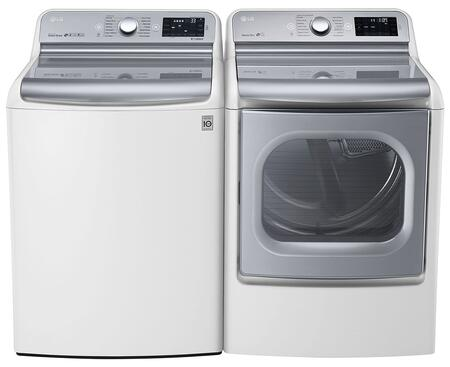 LG 444981 Washer and Dryer Combos