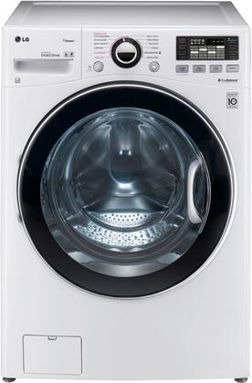 LG WM3470HWA TurboWash Series Front Load Washer