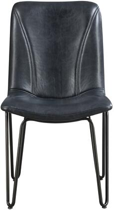 Coaster 130082 Chambler Series Transitional Metal Frame Dining Room Chair