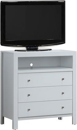 Glory Furniture G2490TV  Veneers Chest