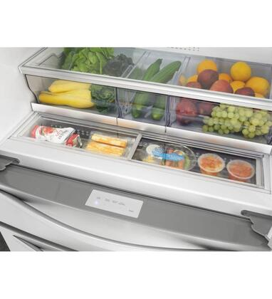 Whirlpool Wrx988sibh 36 Inch French Door Refrigerator In