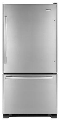 Whirlpool Gb2fhdxws Bottom Freezer Refrigerator With 21 9