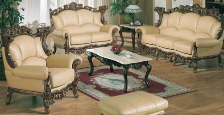 J. Horn 2084S3SET Living Room Sets