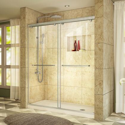 DreamLine Charisma Shower Door RS39 60 04 22B Right Drain E