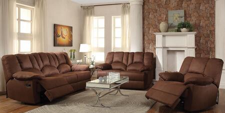Acme Furniture 52145SLR Obert Living Room Sets
