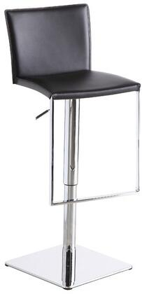 JandM Furniture 32 Leather Barstool