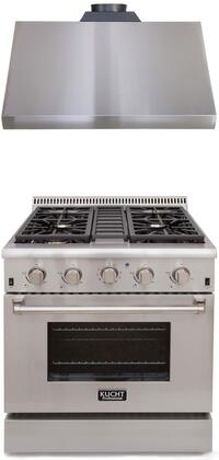 Kucht 721989 Kitchen Appliance Packages