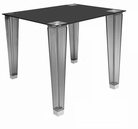 table mercurio black