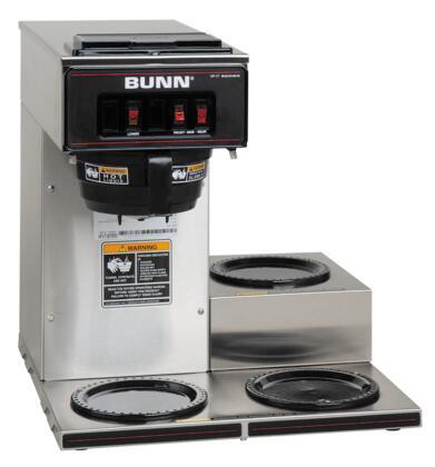 bunn o matic 133000003 16 4 inch coffee and tea brewing machine Columbia Wiring Diagram zoom in bunn o matic main image