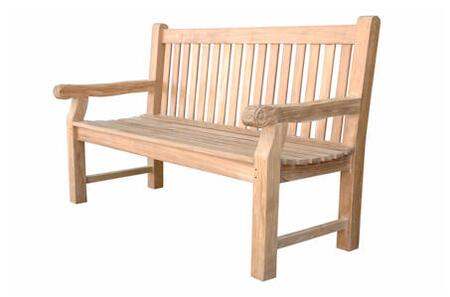 Anderson BH705SH Devonshire Series  Armed Patio Benches