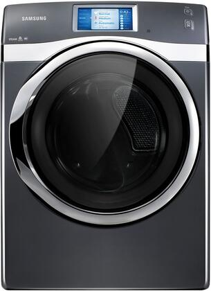 """Samsung Appliance DV457GVGSGR 27"""" Gas 457 Laundry Series Gas Dryer 