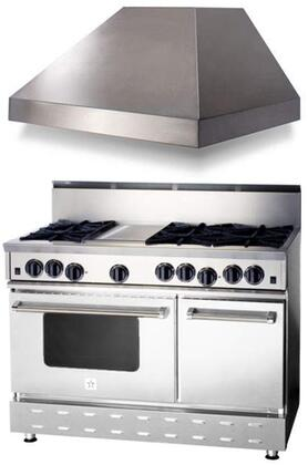 BlueStar 749824 RNB Kitchen Appliance Packages