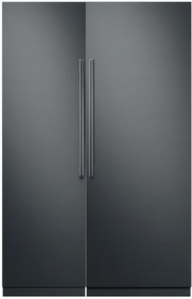 Dacor 786309 Modernist Side-By-Side Refrigerators