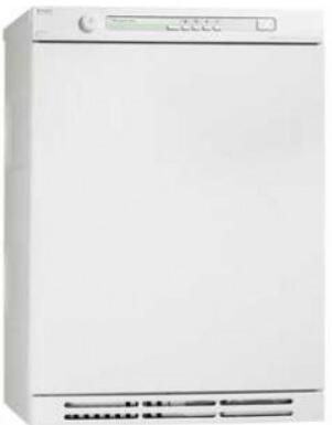 Asko T784W Line Series Electric Dryer, in White